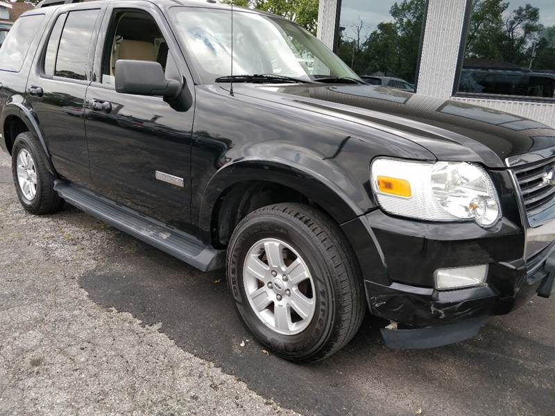 Ford Explorer 2008 price $5,995