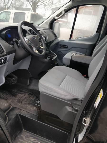 Ford Transit Cargo 2015 price $18,992