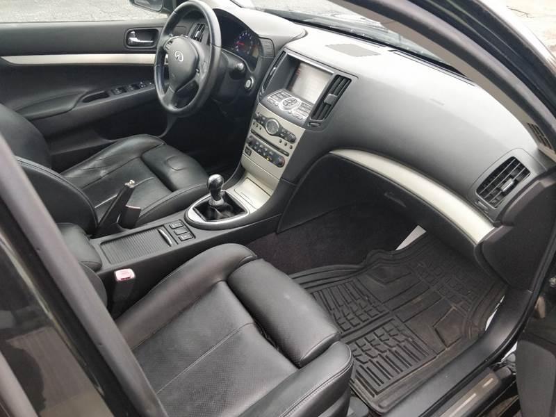 Infiniti G35 2008 price $7,995