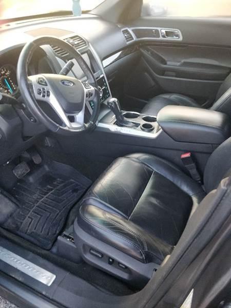 Ford Explorer 2011 price $7,991