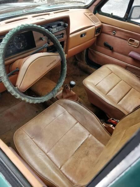 Volkswagen Pickup 1981 price $3,500