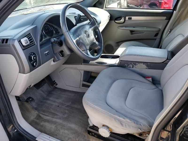 Buick Rendezvous 2005 price $2,600
