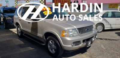 "2003 Ford Explorer 4dr 114"" WB 4.6L Limited 4WD"