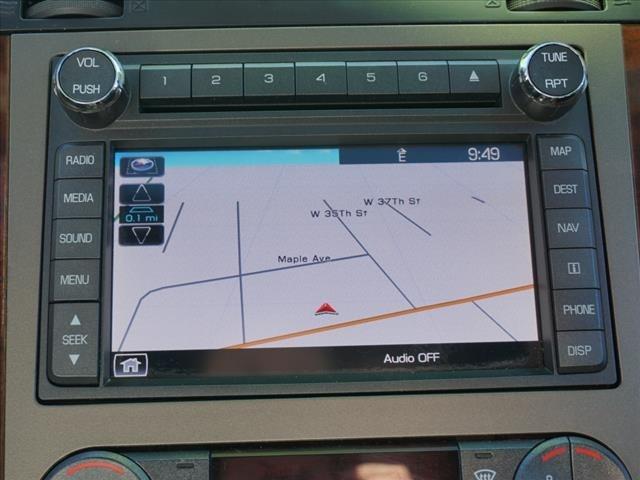 Lincoln Navigator 2011 price $16,453