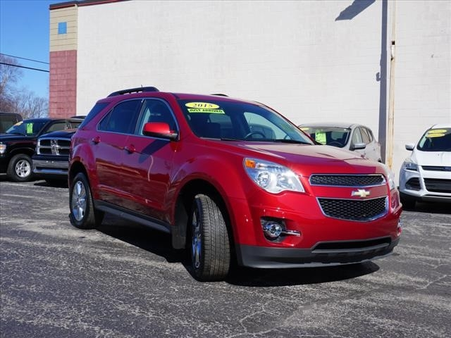 Chevrolet Equinox 2015 price $17,995