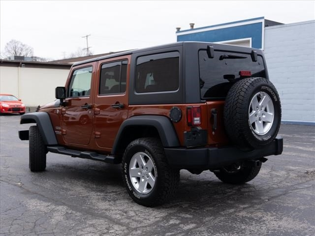 Jeep Wrangler Unlimited 2014 price $20,995
