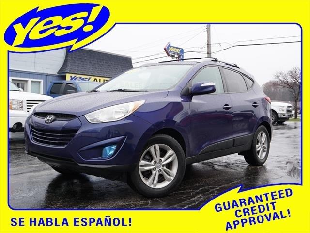 Hyundai Tucson 2013 price $9,995