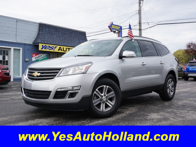 Chevrolet Traverse 2015 price $16,525