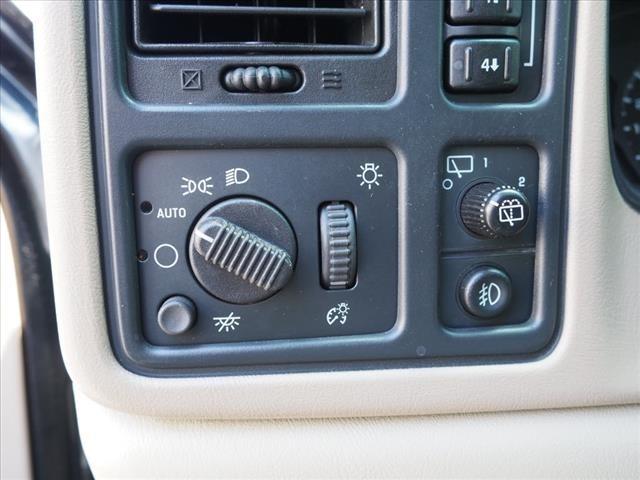 Chevrolet Tahoe 2003 price $5,895