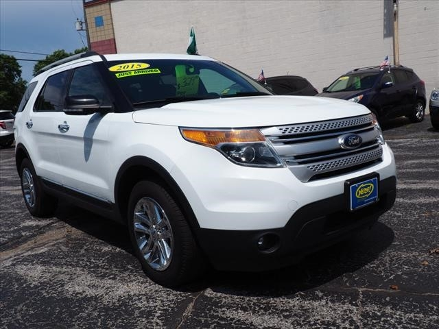 Ford Explorer 2015 price $18,888
