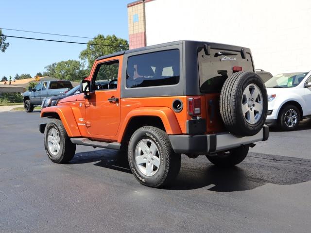 Jeep Wrangler 2011 price $18,686