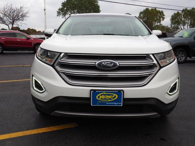 Ford Edge 2017 price $18,999