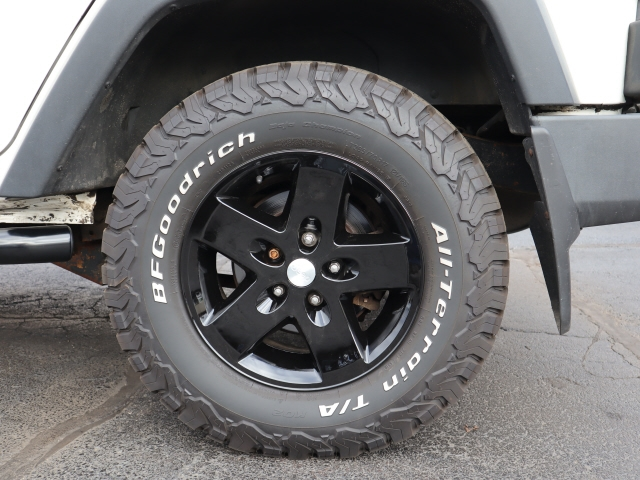 Jeep Wrangler Unlimited 2010 price $19,688