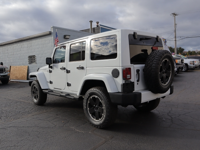 Jeep Wrangler Unlimited 2012 price $19,999