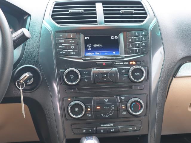 Ford Explorer 2017 price $17,999