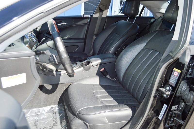 Mercedes-Benz CLS-Class 2009 price $11,970