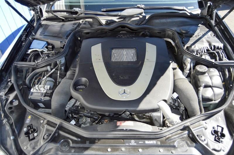 Mercedes-Benz CLS-Class 2009 price $11,990