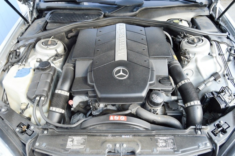 Mercedes-Benz S-Class 2005 price $6,490