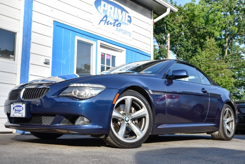 BMW 6-Series 2009 price $19,990