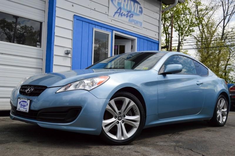Hyundai Genesis Coupe 2011 price $8,490