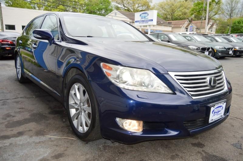 Lexus LS 460 2011 price $19,480