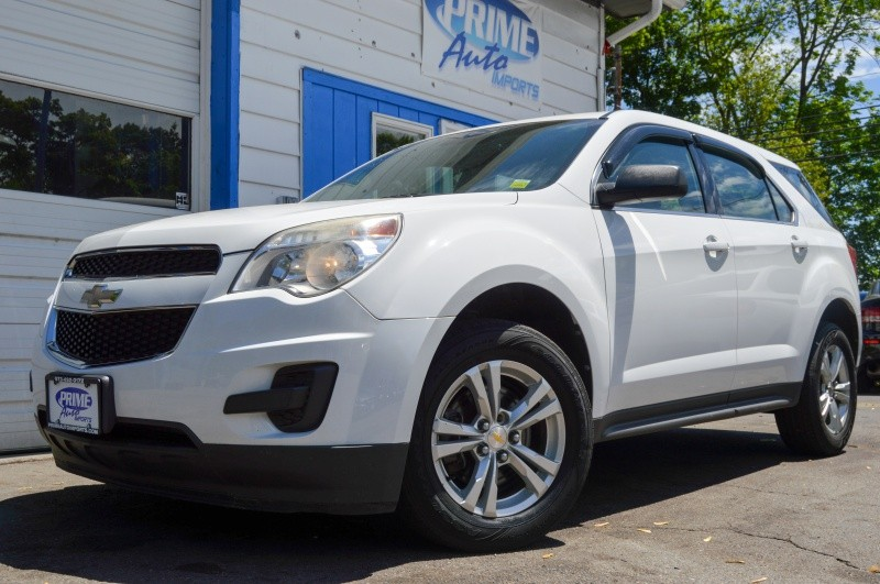 Chevrolet Equinox 2012 price $10,990