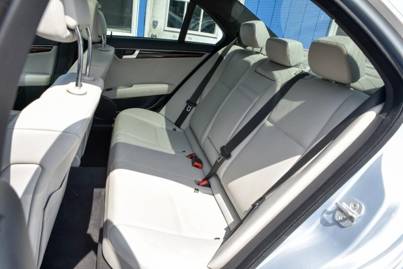 Mercedes-Benz C-Class 2013 price $12,990