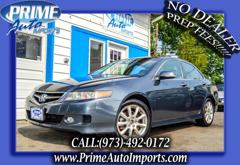 Acura TSX 2006 price $8,490