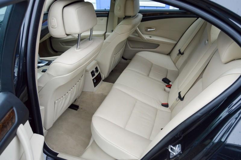 BMW 5-Series 2010 price $8,960