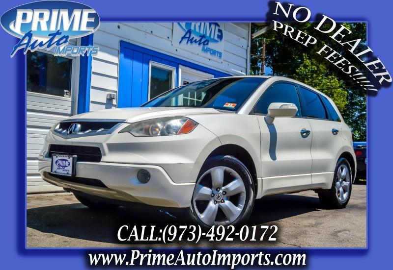 Acura RDX 2009 price $8,999