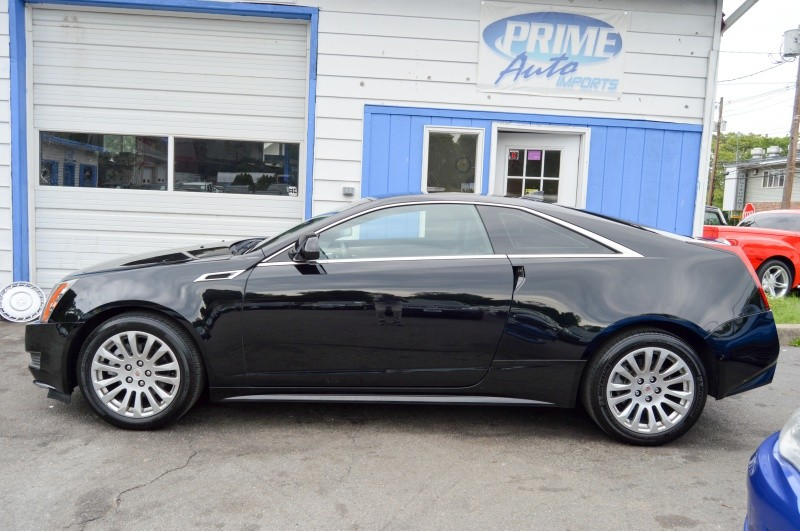 Cadillac CTS Coupe 2014 price $16,490