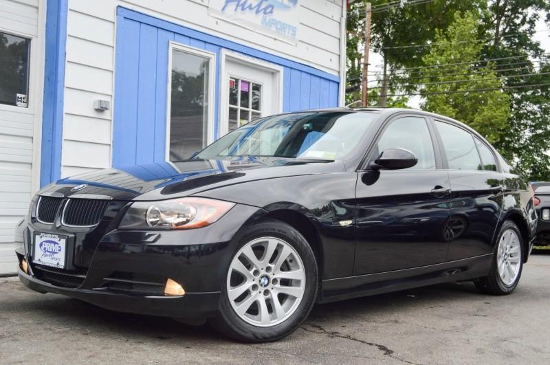 BMW 3-Series 2006 price $7,990