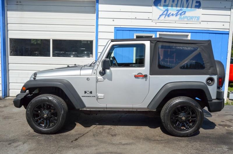 Jeep Wrangler 2009 price $16,480