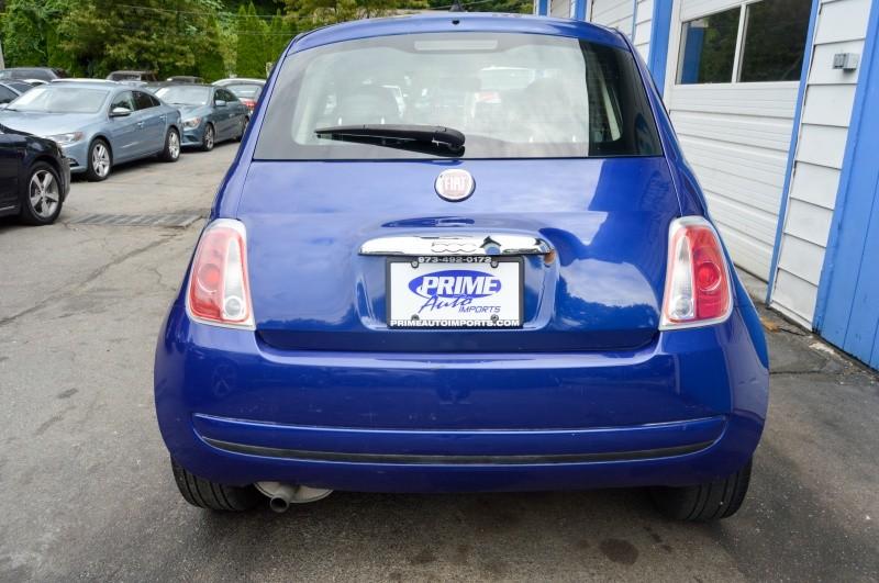 Fiat 500 2012 price $5,490
