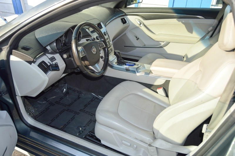 Cadillac CTS Coupe 2011 price $12,490