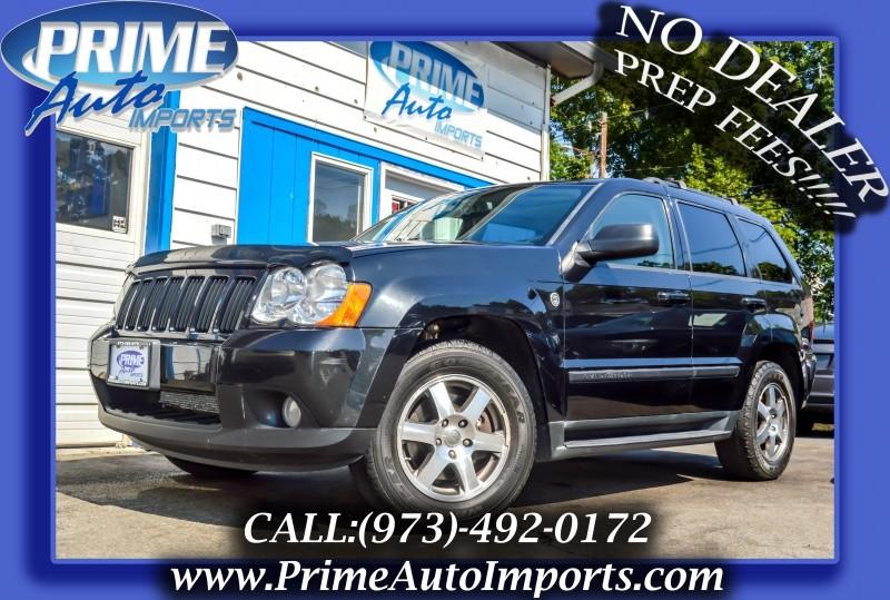 Jeep Grand Cherokee 2008 price $8,490