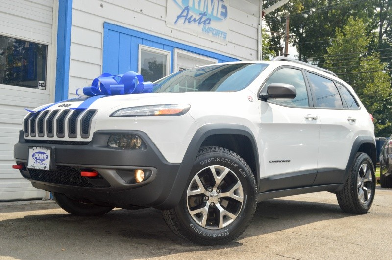 Jeep Cherokee 2014 price $16,460