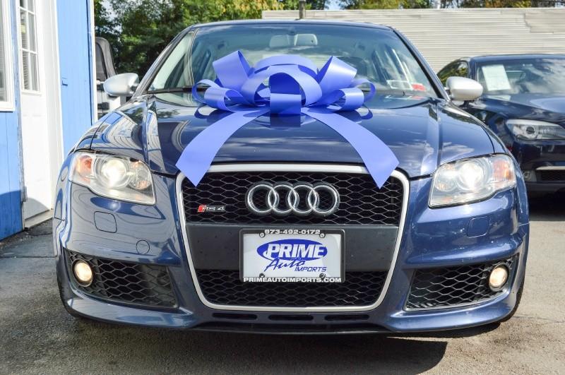 Audi RS 4 2007 price $24,980