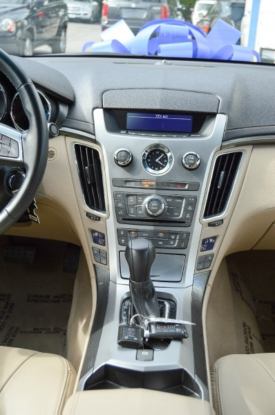 Cadillac CTS Coupe 2011 price $12,980