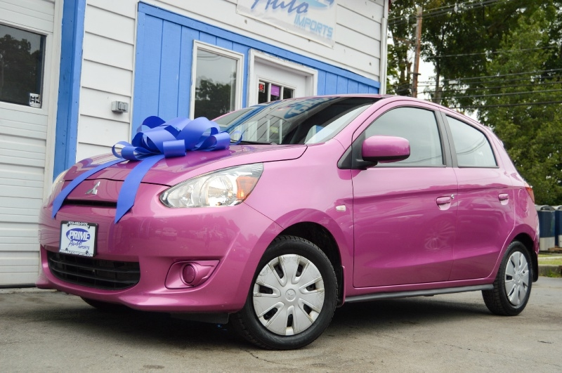 Mitsubishi Mirage 2015 price $8,480
