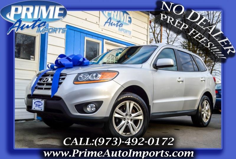 Hyundai Santa Fe 2011 price $8,990
