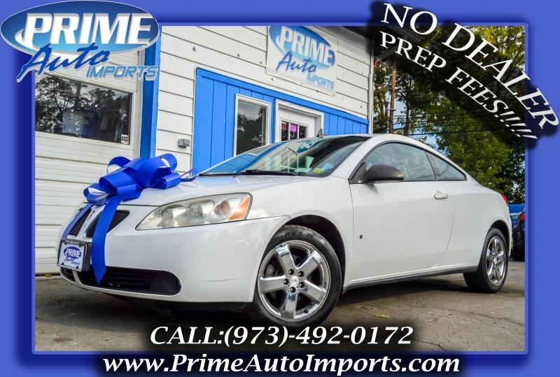 Pontiac G6 2009 price $4,980
