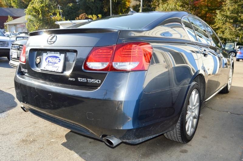 Lexus GS 350 2007 price $9,480