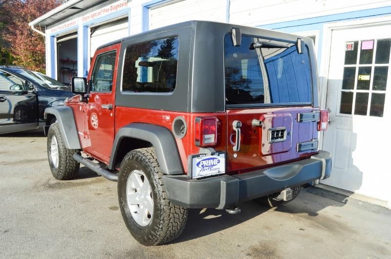 Jeep Wrangler 2009 price $15,490