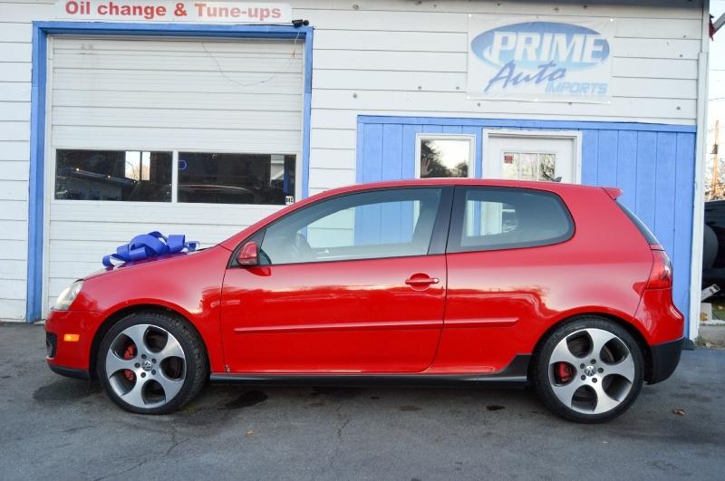 Volkswagen GTI 2009 price $7,990