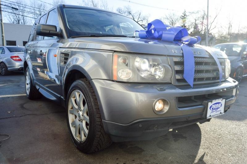 Land Rover Range Rover Sport 2008 price $10,490