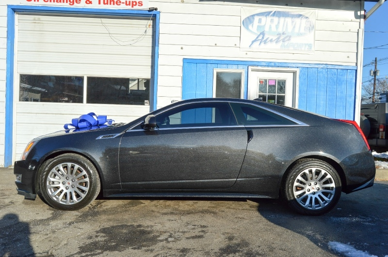 Cadillac CTS Coupe 2012 price $13,490