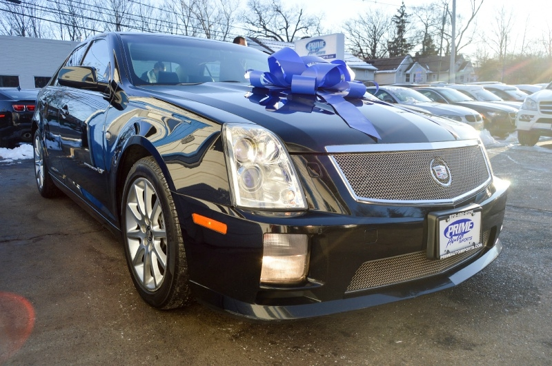 Cadillac STS-V 2007 price $11,990