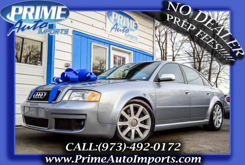 Audi RS 6 2003 price $15,490