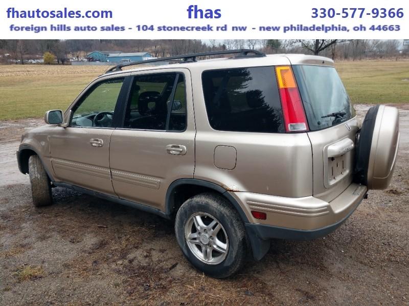 Honda CR-V 2001 price $2,995